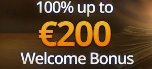 Bonus benvenuto